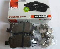 Колодки Дисковые З Toyota Auris All 07> Ferodo арт. FDB4048 Fdb4048_=D2299m01=1356 02 [0446602180] !