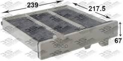 Фильтр Салонный Js Ac3504c Угольный Mmc Pajero V6#- V9# Европа, Азия Lhd Угольный JS Asakashi арт. AC3504C