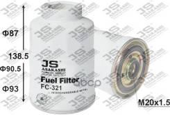 Фильтр Топливный Daihatsu Rocky 2.8d 02/85->. Ford Econovan 2.0d 03/86-03/92. Hyundai Galloper Ii 2.5td 08/98->/H-1 2.5td 10/97->/H100 2.5/D/Td 07/93->. Isuzu Trooper 2.2/2.8/D/Td 03/84-12/91. Kia Carnival Ii 2.9crdi 10/01. Mazda 323 Iii 1.7d 11/86-0...