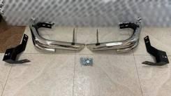 Защитные дуги заднего бампера для Land Cruiser 100 1998-2007г