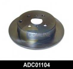 Тормозной диск Comline ADC01104 Toyota: 4243152050 4243112250 4243112210 424310D050 Byd F3. Byd F3r Наклонная Задняя Часть. Byd G3. Toyota Altis