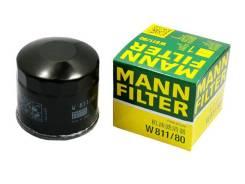 Фильтр масляный 0RF0323802B/W811/80 MANN