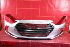 Бампер передний (16-) OEM 86510F2020 Hyundai Elantra 6 AD