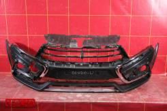 Бампер передний SW Cross (15-) OEM 8450031004 Lada Vesta