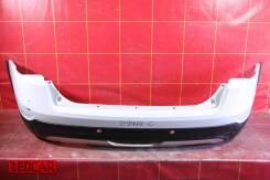 Бампер задний SW Cross (15-) OEM 8450031032 Lada Vesta