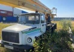 Автовышка ВС 22.02 на шасси ГАЗ-3309 2010г.