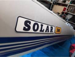 Продам лодку Solar 380 Maxima