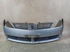 Бампер Nissan Wingroad 2004 [62022WE000] WFY11, передний [250776]