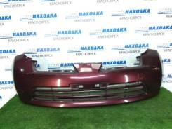 Бампер Nissan March 2007-2010 [F2022CT45B] AK12 CR12DE, передний