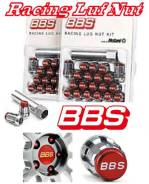 Хитрые секретки гайки BBS Racing Lug Nut McGard M12 P1.5