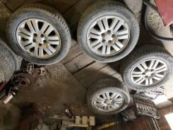 Колеса митсубиси оригинальные autlander, airtrek r16