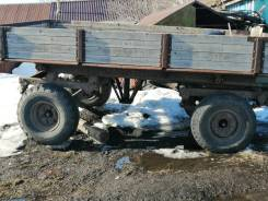 Тракторный прицеп, 1980