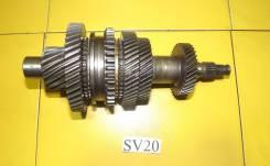 Выходной вал МКПП Toyota SV20