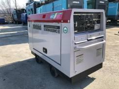 Сварочный генератор Shindaiwa DGW400DM Б/П. Аналог Denyo DLW400ESW