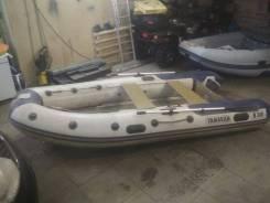 Мощная, крепкая, проверенная временем, брендовая (фирменная) лодка Yam