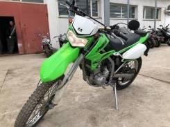 Мотоцикл Kawasaki KLX250S