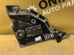 Пыльник переднего бампера Renault Sandero [620249101R]