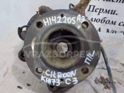 Кулак поворотный передний левый Citroen C3 2002 [364691]