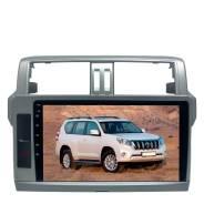 Штатная магнитола для Toyota Prado 150 2013-2017 гг. LeTrun 1864-4463 10 дюймов VT Android 10 MTK-L 2+16 Gb ASP ++