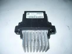 Резистор отопителя Opel Insignia 13503201