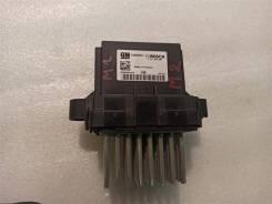 Резистор отопителя Opel Astra J GTC 1808010