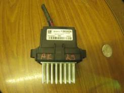 Резистор отопителя Opel Astra J 1808010
