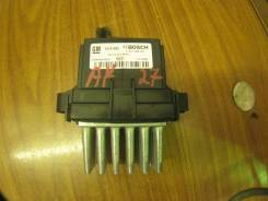 Резистор отопителя Opel Insignia 1808010