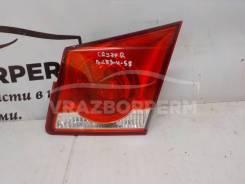 Фонарь задний правый внутренний (в крышку) Chevrolet Cruze 2009 [95971551]