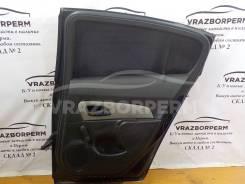 Обшивка двери задней правой Chevrolet Cruze 2009 [95184758]