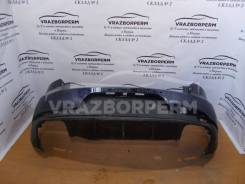 Бампер задний Porsche Macan 2013 [95B807421G2X]
