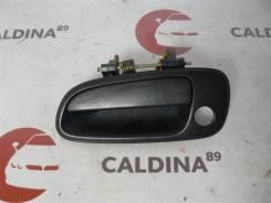 Ручка двери внешняя Toyota Caldina [6922020270] ST198, передняя левая