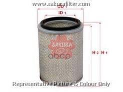 Фильтр Воздушный A6012 Sakura арт. A6012
