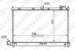 Радиатор Byd Flyer/F3 05- Sat арт. BD0001