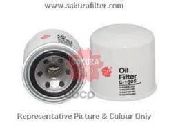 Фильтр Масляный C1605 Sakura арт. C1605