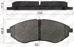 Колодки Тормозные Перед Chevrolet Cobalt 11-/Ravon R4 17-/Aveo 03-08 Sat арт. ST-96534653