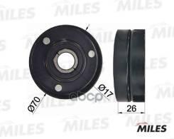 Ролик Ремня Приводного Opel/Gm Miles арт. AG03040