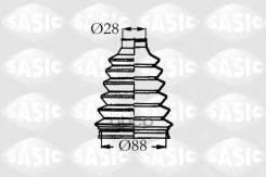 Пыльник Шруса (Установ. Комплект) Renault R19 /Chamade R21 /Nevada R25 Clio Ii Espace J63/S63 Je Sasic арт. 4003455