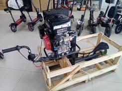 Лодочный мотор Бурлак 18,5 л. с. болотоход