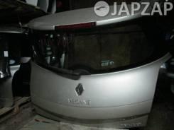 Дверь Багажника Renault Megane BM (2002-2009) Серебро