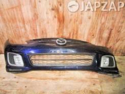 Бампер Передний Mazda Atenza GH5AW (2008-2012) Перед Синий