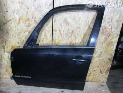 Дверь Suzuki Sx4 YA11S (2006-2014) M15A Перед Лево Черный