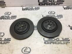 Тормозной диск Lexus Ls600H 2009 [4351250250] UVF45L 2Urfse, передний