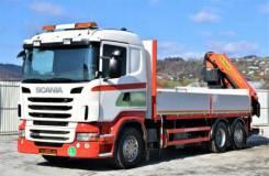 Scania R420, 2012