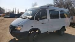 ГАЗ 322173, 2016