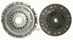 Сцепления Saab 9-5 2.3t 99-09 240 4580346 Sachs арт. 3000 951 018