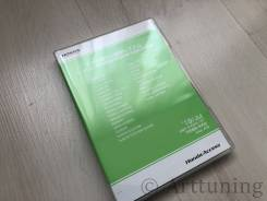 Комплект дисков с аксессуарами и установочные инструкции Honda Access
