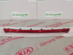 Накладка двери багажника Kia Rio X-Line (2017-н. в) [87311H0200QQK]