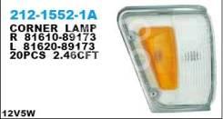 Габарит Toyota Hilux / SURF / 4-Runner 88-91 DEPO 212-1552R-1A v