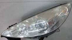 Фара (передняя), Peugeot 308 2007-2013 [6345814], левая