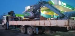 Эвакуатор 12 т Воровайка Бортовой грузовик с манипулятором 7т Вл-к
